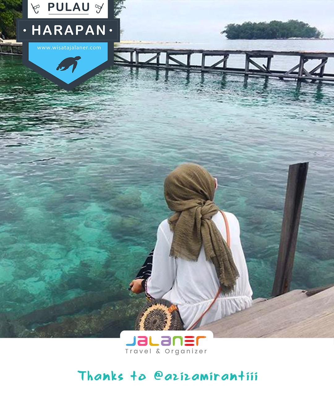 Jelajah ke Pulau Bira