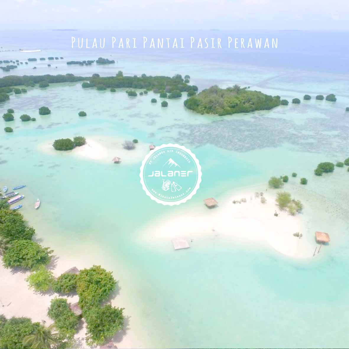 Pulau Pari Pasca Pendemi Corona
