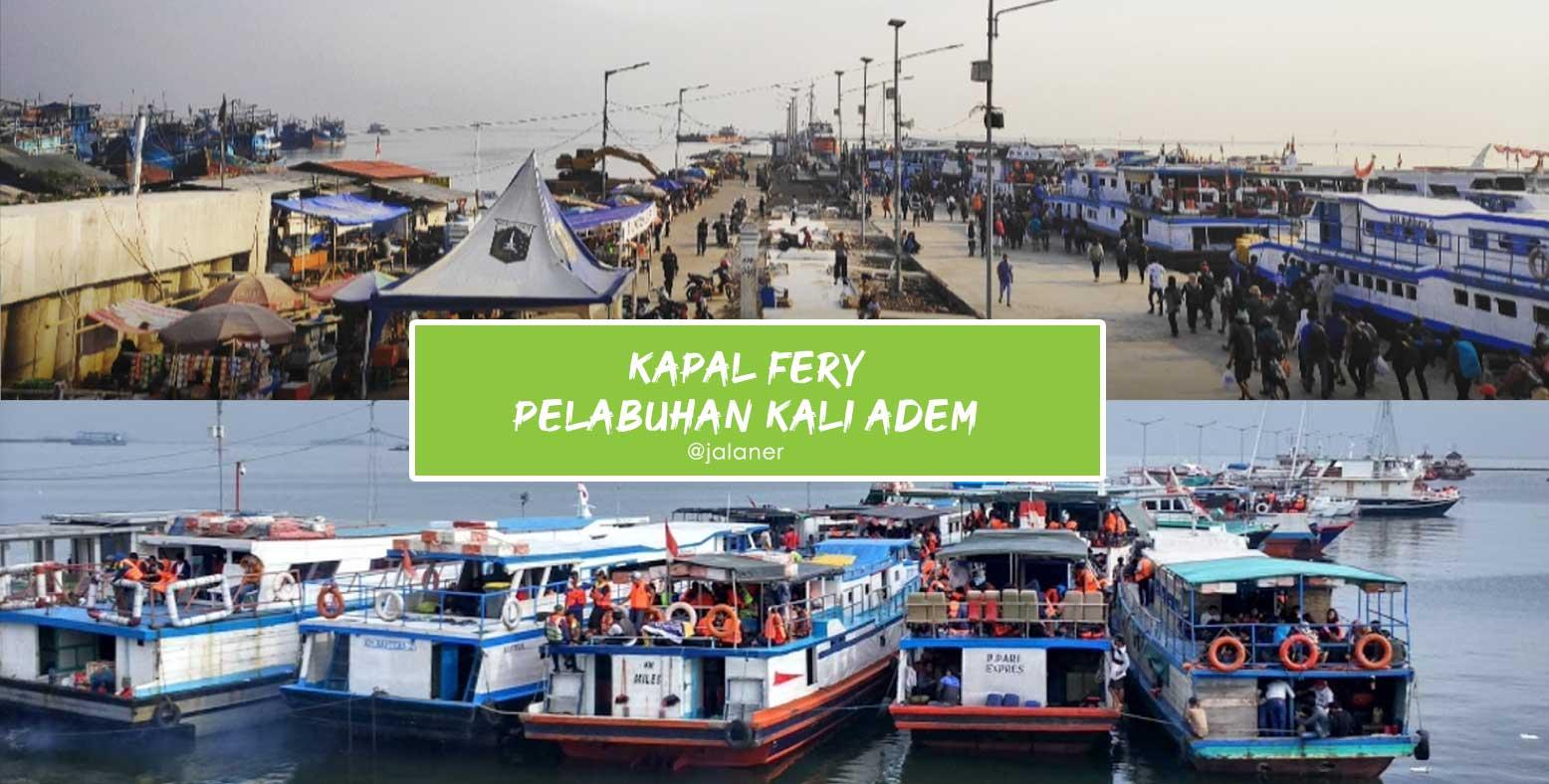 Pelabuhan Kali Adem Muara angke