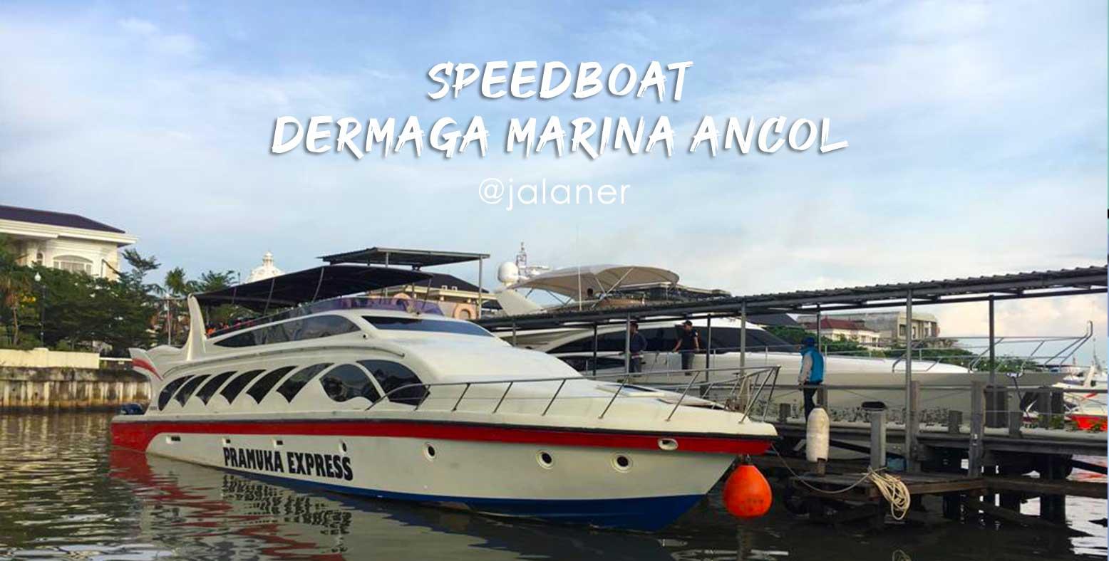 Dermaga Marina Ancol -jalaner