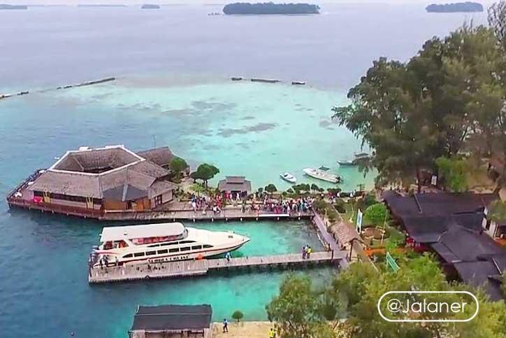 Pulau Pelangi Pasca Corona