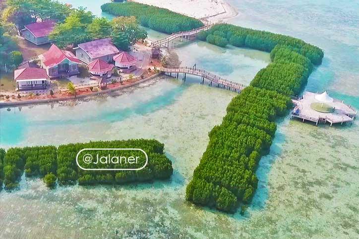 Pulau Kelapa Pasca Corona