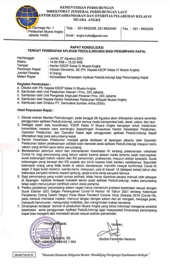 Pulau Seribu ditutup PPKM september 2021