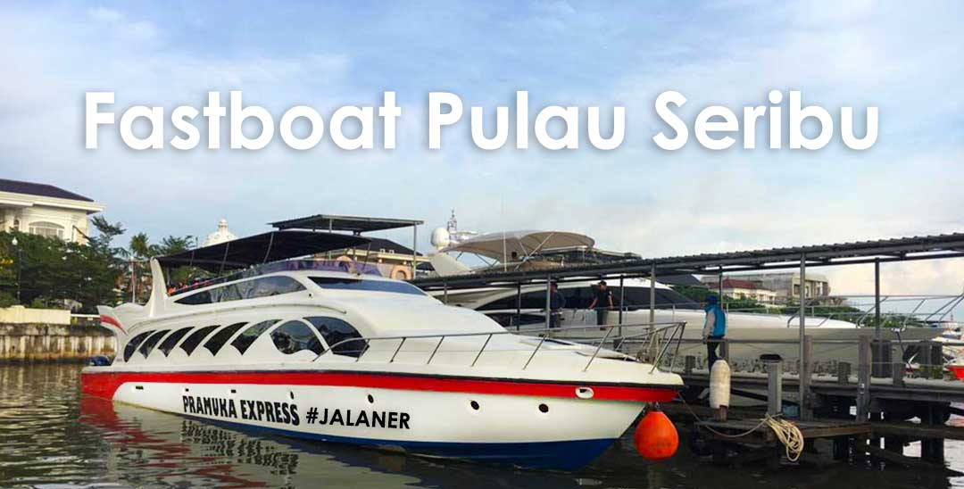 Speedboat Marina Ancol